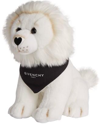 Givenchy Kids Lion Soft Toy (26cm)