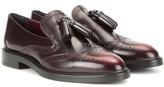 Burberry Halmoor Zig Leather Brogues