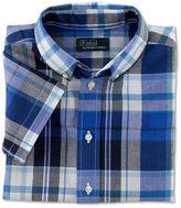Ralph Lauren Shirt, Little Boys Short-Sleeve Blake Shirt