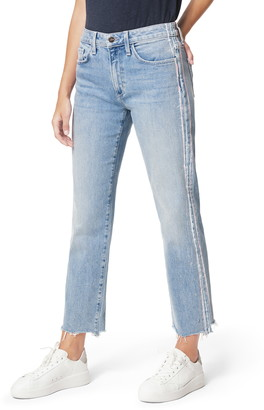 Joe's Jeans The Scout Raw Hem Ankle Straight Leg Jeans