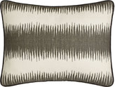 "Jane Wilner Designs Phoebe Stripe Breakfast Sham, 12"" x 16"""