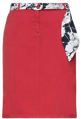 Paul & Shark Denim skirt
