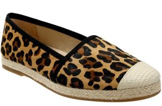 Leopard Print Espadrille | Shop the