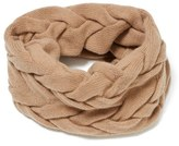 Lafayette 148 New York Braided Cable Cashmere Snood