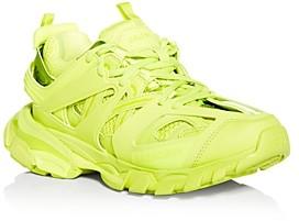 Balenciaga Women's Track Lumiere Low Top Sneakers