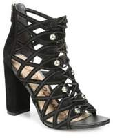 Sam Edelman Yeager Leather Open Toe Sandals