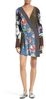 Diane von Furstenberg Women's Faux Wrap Dress