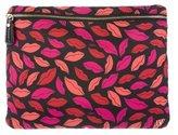 Diane von Furstenberg Lips Cosmetic Bags Duo