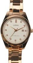 Lorus Bx9 Rose Gold Watch