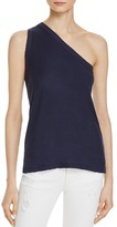 Nation Ltd. Margot One Shoulder Top