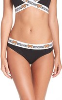Moschino Women's Logo Briefs