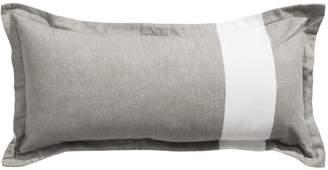 HBC Stripes Ice Stripe Cotton Flannel Cushion