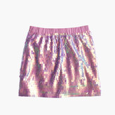 J.Crew Girls' mermaid sequin skirt