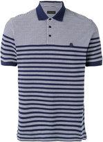 Z Zegna striped polo shirt - men - Cotton - M