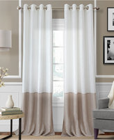 """Elrene Melody Sheer Colorblocked 52"""" x 84"""" Panel"""