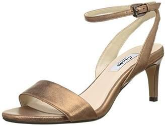 Clarks Women's Amali Jewel Wedge Heels Sandals, Brown (Bronze Leather), 39.5 UK