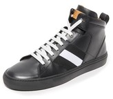 Bally Hedern High Top Sneakers