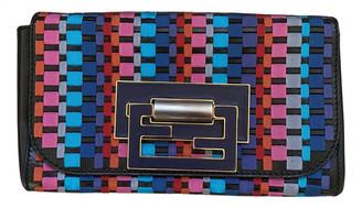 Fendi Multicolour Tweed Clutch bags