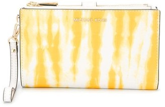 MICHAEL Michael Kors Jet Set tie-dye wallet