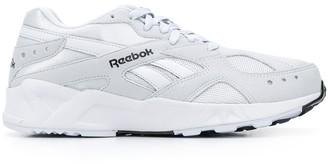 Reebok logo lace-up sneakers