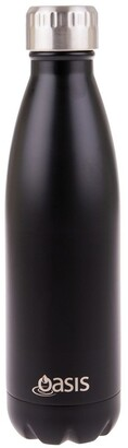 Oasis Stainless Steel Double Wall Insulated Drink Bottle 500ml - Matte