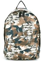 Etro camouflage print backpack - men - Calf Leather/Nylon/Polyamide - One Size