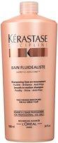 Kérastase Discipline Bain Fluidealiste Smooth-in-Motion Shampoo for Unisex, 34 Ounce