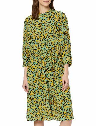 Pieces Women's Pcjexa 3/4 Shirt Dress