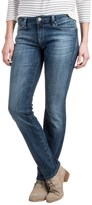 Mavi Jeans Kerry Indigo Cigarette Leg Jeans - Stretch Cotton Blend, Mid Rise (For Women)