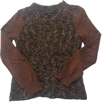 Jill Stuart Brown Wool Knitwear for Women