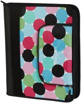 PBteen Gear-Up Black Pop Dot Homework Holder