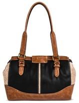 Bolo Solid Tote Bag - Black