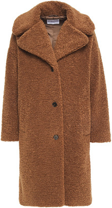 Claudie Pierlot Faux Shearling Coat