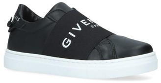 Givenchy Kids Elastic Panel Knot Sneakers
