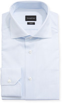 Ermenegildo Zegna Men's Striped Dress Shirt