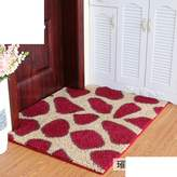 RUHHDFGSDJCFJXF Floor Mat/Doormat/Doormats/Indoor Mats/Household Mats In The Hall/Non-slip Asorent Pad/Indoor Mats