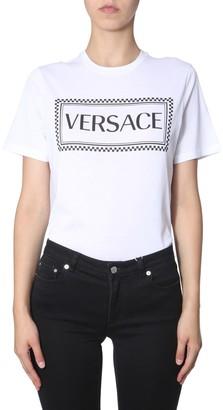 Versace 90s Logo T-Shirt