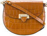 Aspinal of London embossed cross body bag - women - Leather - One Size