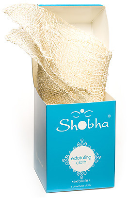 Shobha Exfoliating Cloth