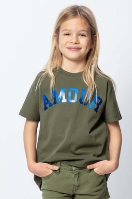 Zadig & Voltaire Kids Porter T-Shirt