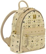 MCM Mini Studs Stark Backpack
