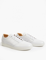 WANT Les Essentiels White Leather 'Lennon' Sneakers