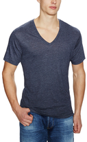 Alternative Apparel Heathered V-Neck Tee