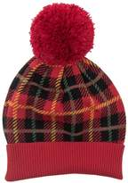 Rock Your Baby Tartan Jacquard Beanie