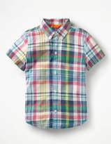 Boden Fun Short-sleeved Shirt