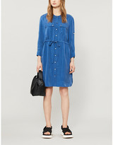 Claudie Pierlot Rieusee midi shirt dress