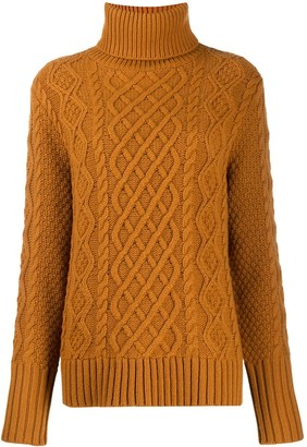 Chinti and Parker Novelty Knit Jumper