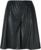 MM6 MAISON MARGIELA wide leg knee shorts