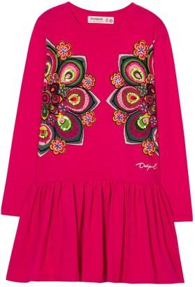 Desigual Girl's Vest_Olympia Dress