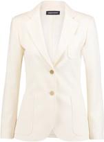 Vanessa Seward Wool-twill blazer